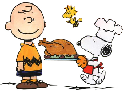 Snoopy Thanksgiving!